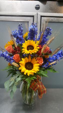 Fall Sunflower Fields (One Day Advance) 75.95 85.95 100.95