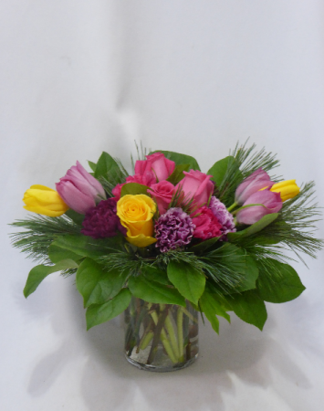 FOR THE LOVE OF YOU - ROSES, FLOWERS Roses, Flowers Directly from Your Local Florist and Flower Shop AMAPOLA BLOSSOMS Prince George BC