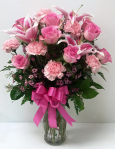 For the Most Beautiful Girl Extra large arrangement