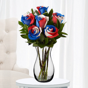 For the Veterans bouquet $5 GOES TO OUR VETERANS! in Blaine, MN | ADDIE LANE FLORAL