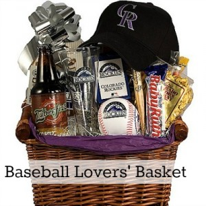 For Your Fan Sports Gift Basket