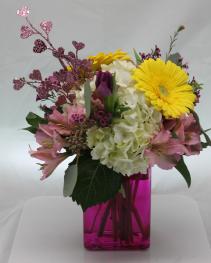 Bold Love!  vase