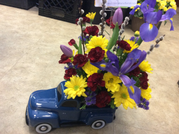Ford truck flower delivery Keepsake ford truck in Kitchener, ON ...
