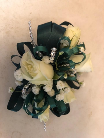 Forest Fairy Wrist Corsage