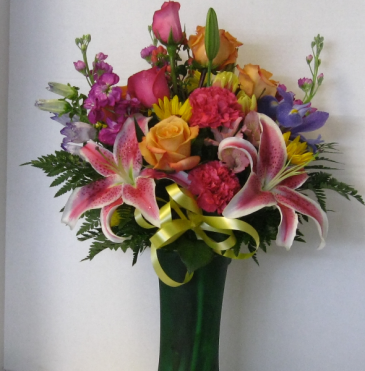 Garden Of Love Anniversary Arrangement