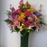 Princess Garden Birthday Arrangement