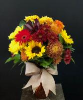 Forever Autumn Vase
