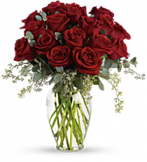 Forever Beloved (16 long stems ) floral arrangement