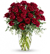 Forever Beloved Rose Bouquet Funeral