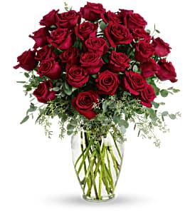 Forever Beloved Rose Bouquet Funeral