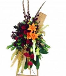 Forever beloved Standing Spray 3C Floral Collection