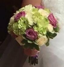 Forever Bouquet Wedding Bouquet