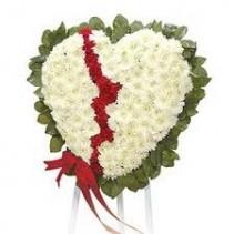 Forever Broken Heart Flower Heart Easle