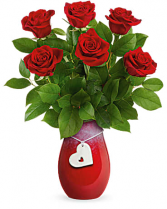 Forever Charming Bouquet Valentine