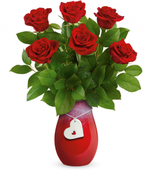 Forever Charming Valentines in International Falls, MN | Gearhart's Floral And Gifts