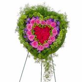 Forever Cherished Heart Heart