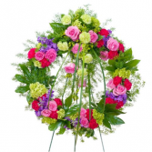 Forever Cherished Wreath