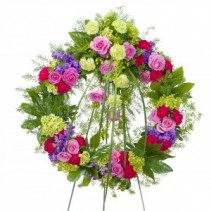 Forever Cherished Wreath Wreath