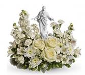 Forever Faithful Bouquet Sympathy