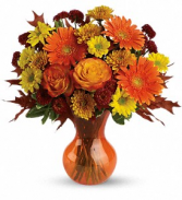 Forever Fall - 032 Vase arrangement