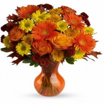 Forever Fall  Arrangement (TEV03-2A)