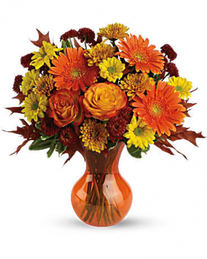 Forever Fall Bouquet in Jasper, TX | BOBBIE'S BOKAY FLORIST