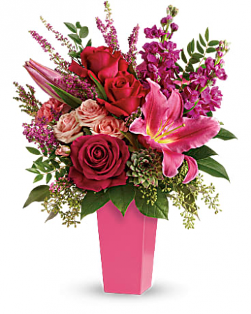 Forever Fuchsia Bouquet