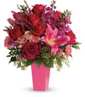 Forever Fuschia Bouquet HLR011C