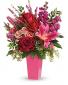 Forever Fuschia Vase