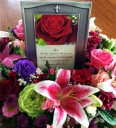 Forever In My Heart Memorial Plaque Tribute / Memorial