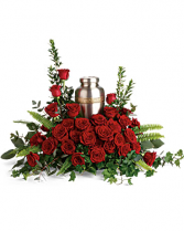 Forever In our Hearts Cremation Tribute Urn