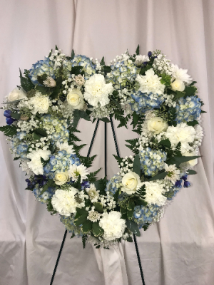 Forever in our Hearts Funeral in Medfield, MA | Lovell's Florist, Greenhouse & Nursery
