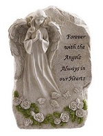 Forever in Our Hearts Plaque* Fine Gifts in Whitesboro, NY | KOWALSKI FLOWERS INC.