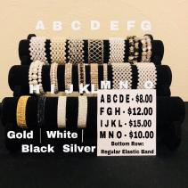 Forever Keepsake Corsage Bracelets