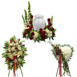 FOREVER love- 3 Piece set  in Whittier, CA | Rosemantico Flowers