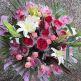Forever Love Rose bouquet Hong Kong Bouquet