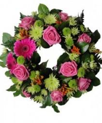 Forever Love Wreath