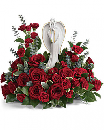 Forever Our Angel Bouquet by Geno's One-Sided