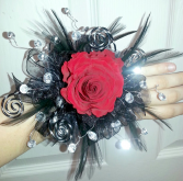 Forever Rose Corsage Wrist corsage