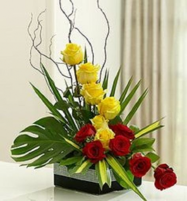 Forever Unique by Flower Story Arrangement