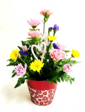 Forever Yours Floral Arrangement