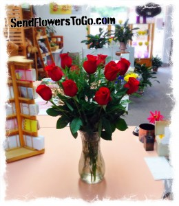 Forever Yours Classic Rose Bouquet