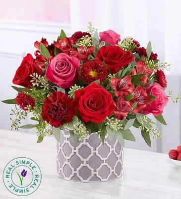 Forever Yours  Valentine Arrangement