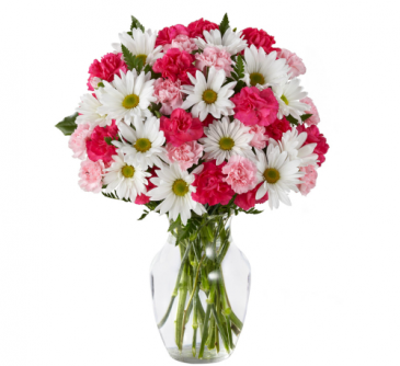 FTD Sweet Surprises Bouquet Vased Arrangement
