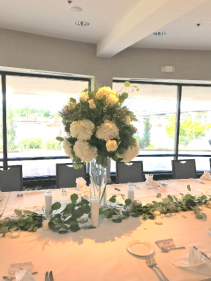 Formal Dinner Affair Table Scape