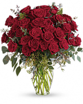 Forver Beloved Red Roses