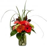 Fountain of Flowers Arrangement