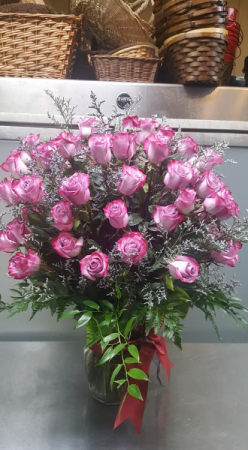 Four Dozen Roses (One Day Advance ) 340.95
