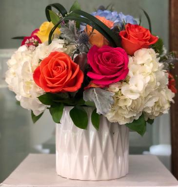 FRAGANCE ELEGANT MIXTURE OF FLOWERS