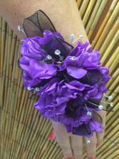 Fragrant Blooms Corsage Wrist Corsage